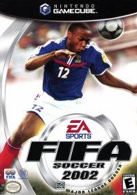 Обложка FIFA Soccer 2002