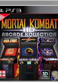 Обложка Mortal Kombat HD Arcade Kollection
