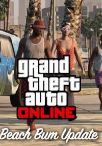 Обложка Grand Theft Auto Online: Beach Bum Pack