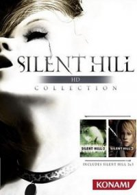 Обложка Silent Hill HD Collection