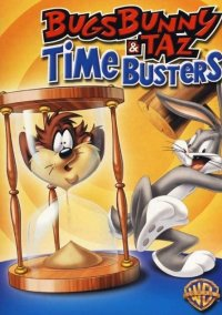Обложка Bugs Bunny & Taz: Time Busters