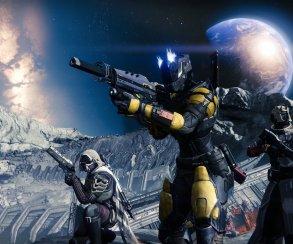 Bungie показала мир Destiny на новых снимках из игры