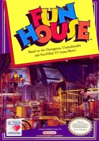 Обложка Fun House