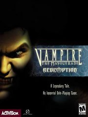 Обложка Vampire: The Masquerade - Redemption