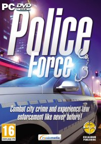 Обложка Police Force