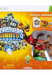 Обложка Skylanders Giants Portal Owners Pack
