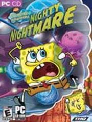 Обложка SpongeBob SquarePants Nighty Nightmare