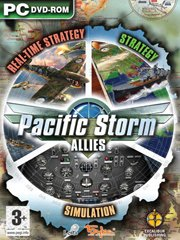 Обложка Pacific Storm: Allies