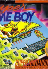Обложка Super Game Boy