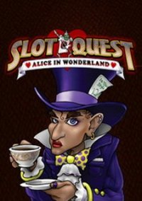 Обложка Slot Quest: Alice in Wonderland