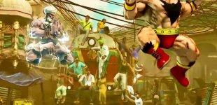Street Fighter V. Трейлер с PGW 2015