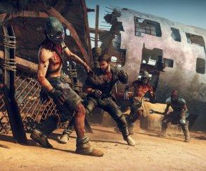 Avalanche Studios играет в Mad Max: 81 минута чистого геймплея