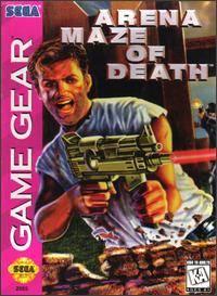 Обложка Arena: Maze of Death