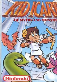 Обложка Kid Icarus: Of Myths and Monsters