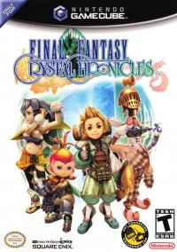 Обложка Final Fantasy Crystal Chronicles