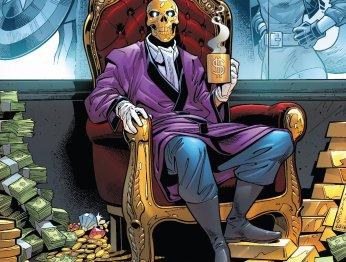 В новом номере U.S.Avengers показали еще один Конец Света из-за Таноса