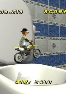 Toy Stunt Bike 2
