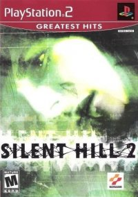 Обложка Silent  Hill 2 (Greatest Hits)