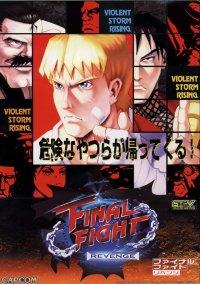 Обложка Final Fight Revenge