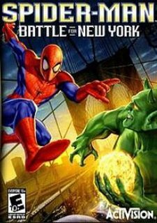 Spider-Man: Battle for New-York