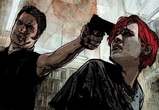 Комиксы: Scarlet - Изображение 8