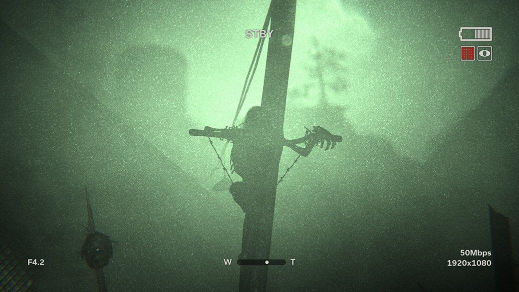 20 атмосферных и пугающих скриншотов Outlast 2. - Изображение 20