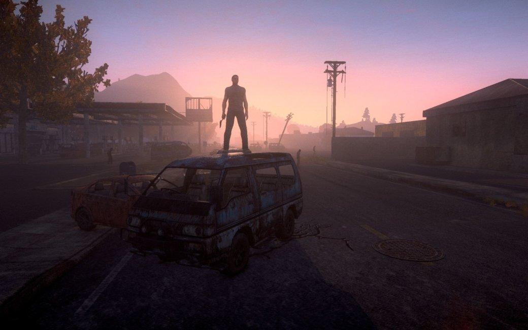 Sony готовит многопользовательскую игру о нашествии зомби на США . - Изображение 1