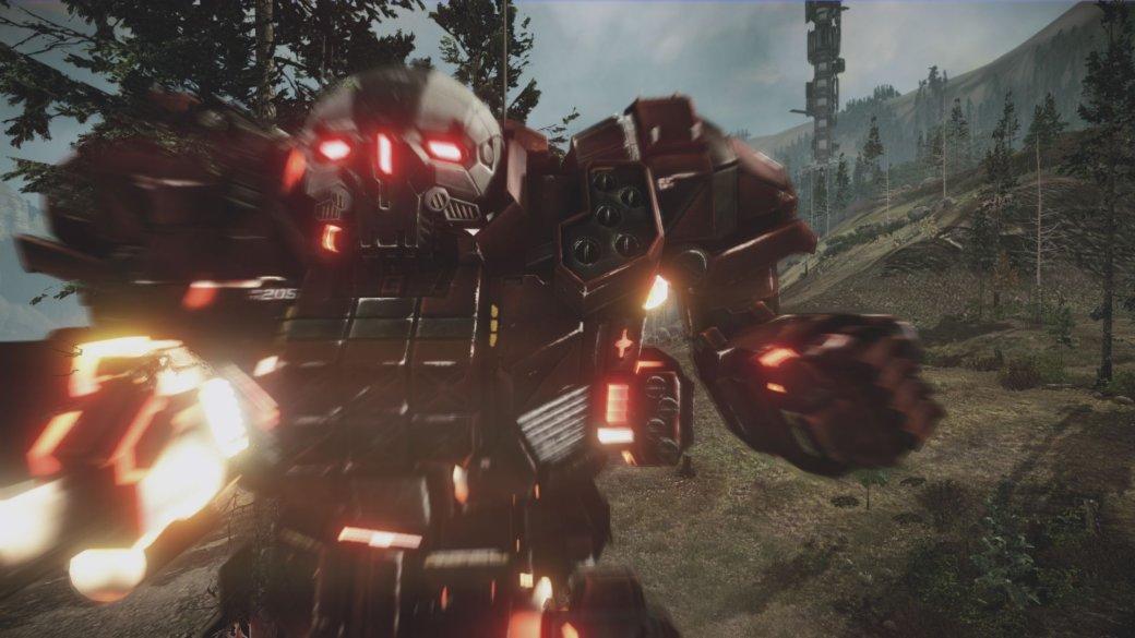 Mechwarrior Online VS Hawken: Битва роботов - Изображение 3