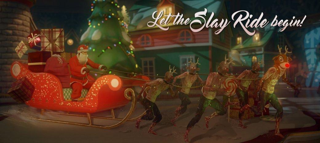 С праздниками! Разработчики поздравляют с Новым годом и Рождеством - Изображение 5