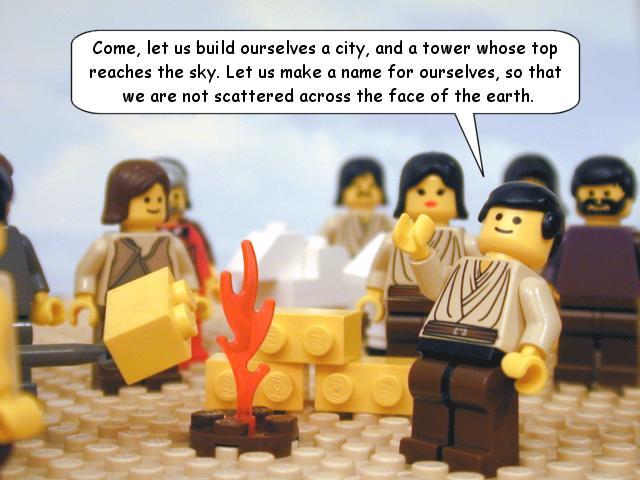 Искусство в кубе: краткий экскурс по миру LEGO - Изображение 14
