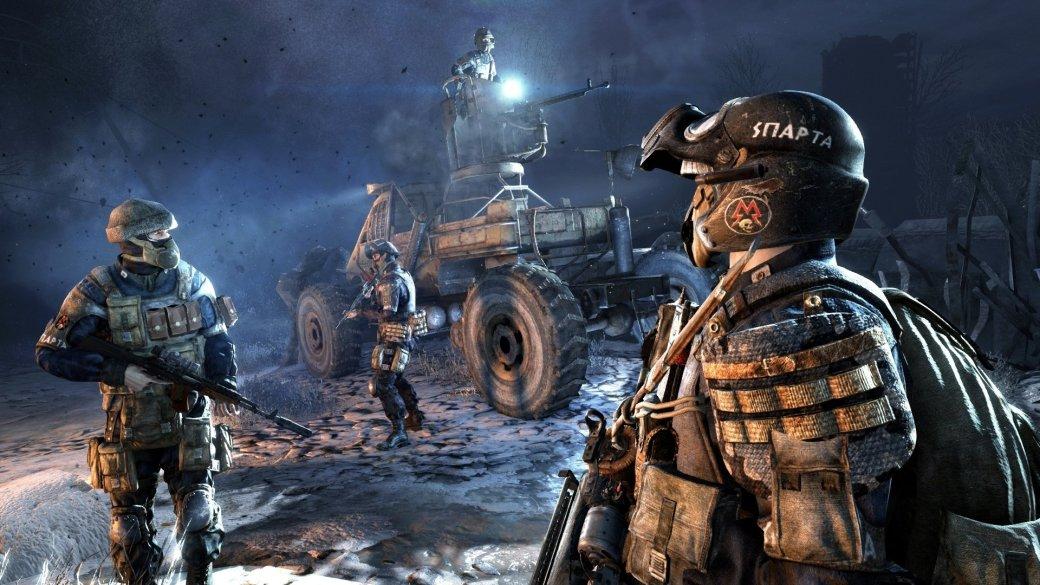 Авторы Metro ввозили на Украину контрабандные девкиты PS4 и Xbox One - Изображение 1