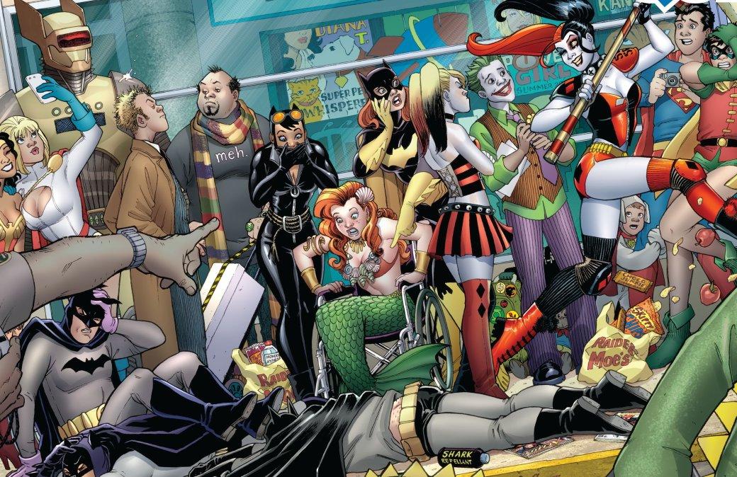Тест Канобу: самые безумные факты о супергероях - Изображение 52