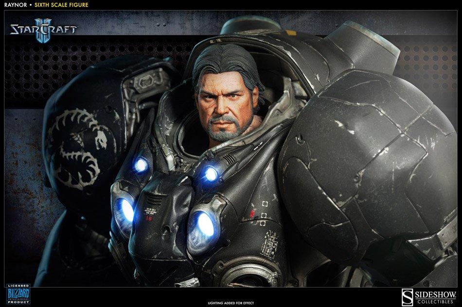 Начался прием предзаказов на фигурку Джима Рейнора из StarCraft II - Изображение 1