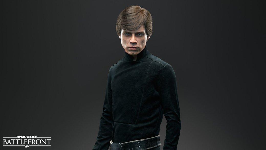 Чего ждать от Люка Скайуокера и Дарта Вейдера в Star Wars Battlefront? - Изображение 1