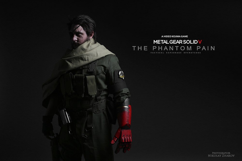 Косплей дня: Веном Снейк из Metal Gear Solid 5: The Phantom Pain - Изображение 2
