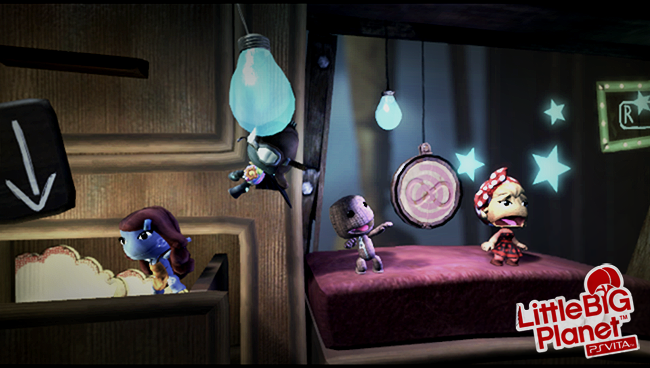 Little Big Planet: впечатления от версии для PS Vita  - Изображение 4