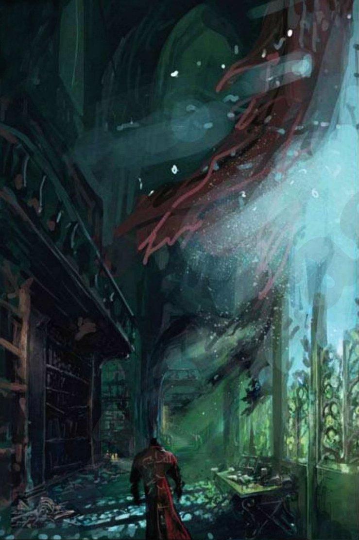 Castlevania: Lords of Shadow 2. Новые концепт-арты - Изображение 7