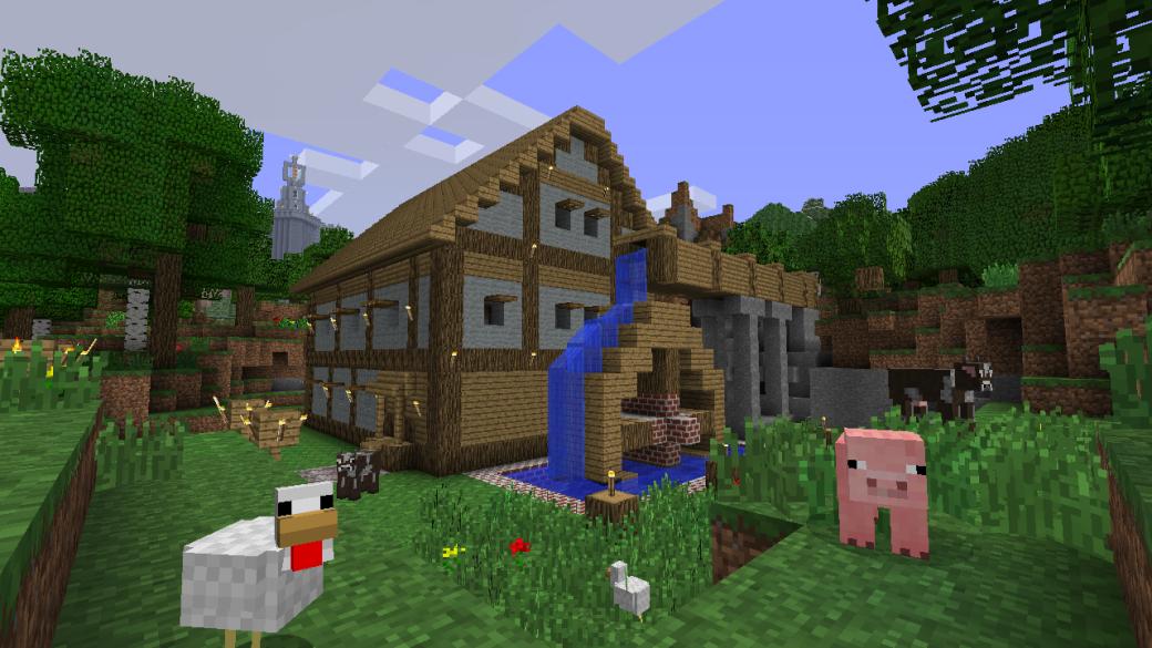 VR-версия Minecraft появилась в Oculus Store. - Изображение 1