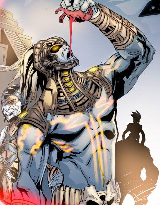Что мы узнали о Mortal Kombat X из трейлера и комиксов - Изображение 3