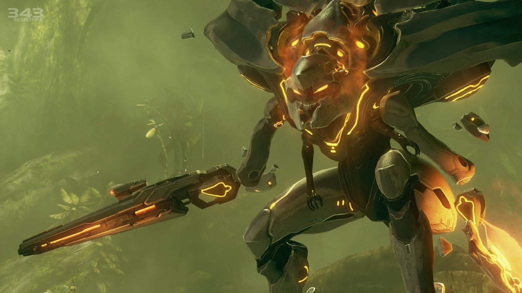 E3: Halo 4 - наши впечатления - Изображение 3