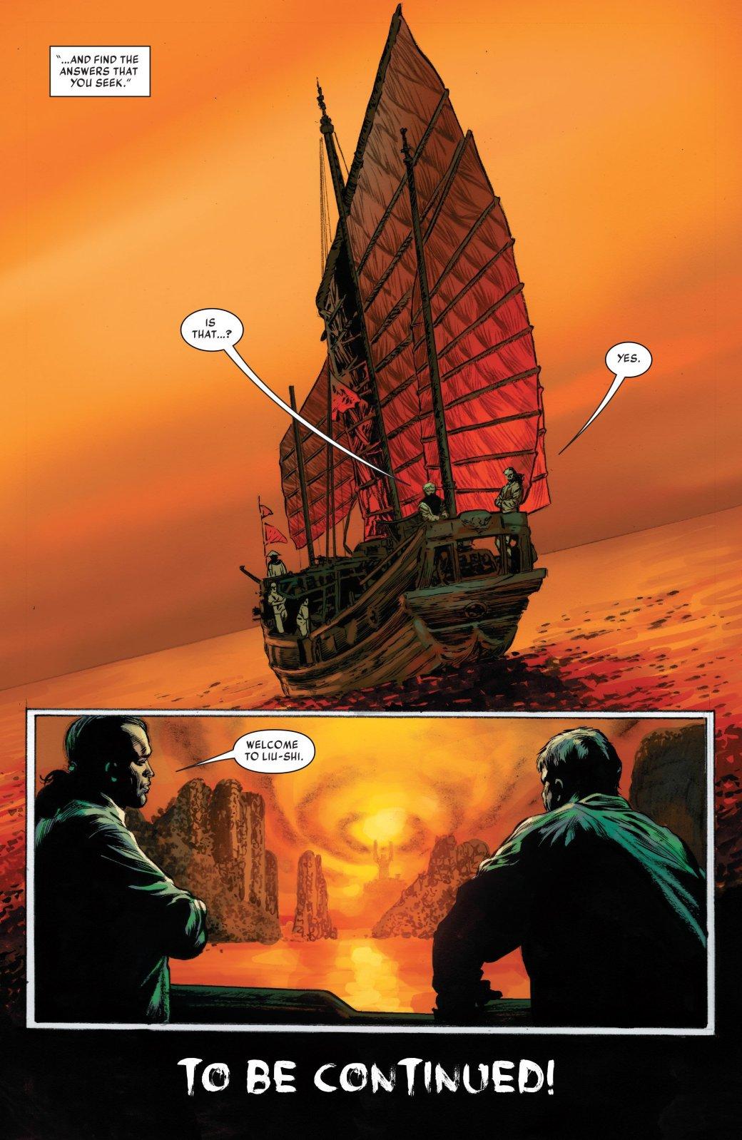 Железный кулак путешествует по миру в поисках достойного противника - Изображение 2