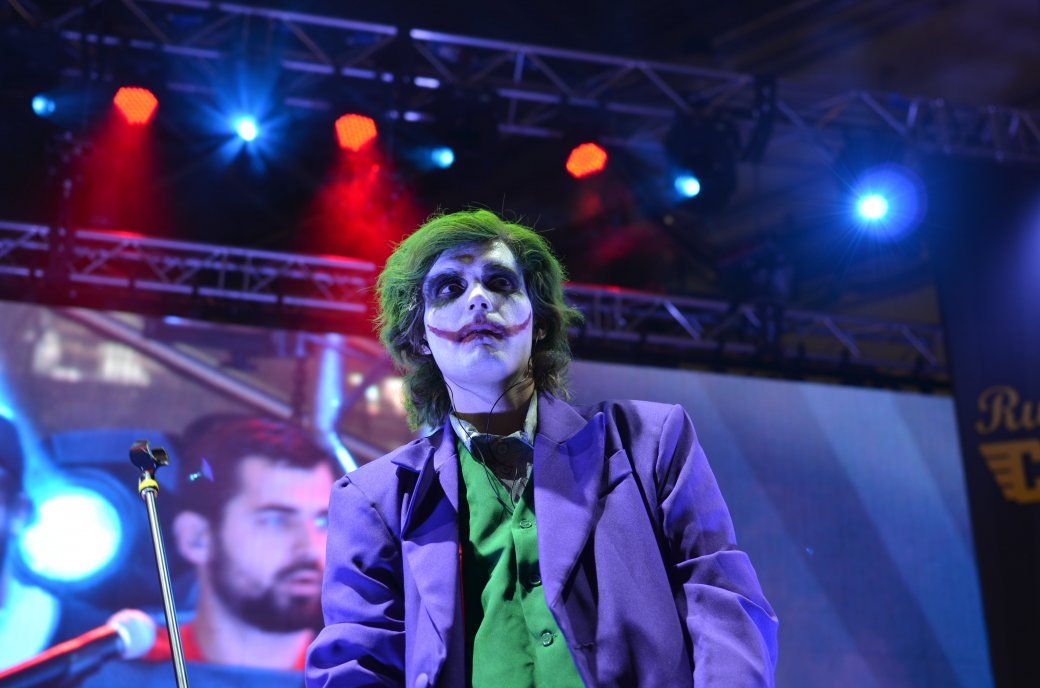 Фотоотчет с «Игромира» и Comic Con Russia, день 2 – концерт Noize MC. - Изображение 29