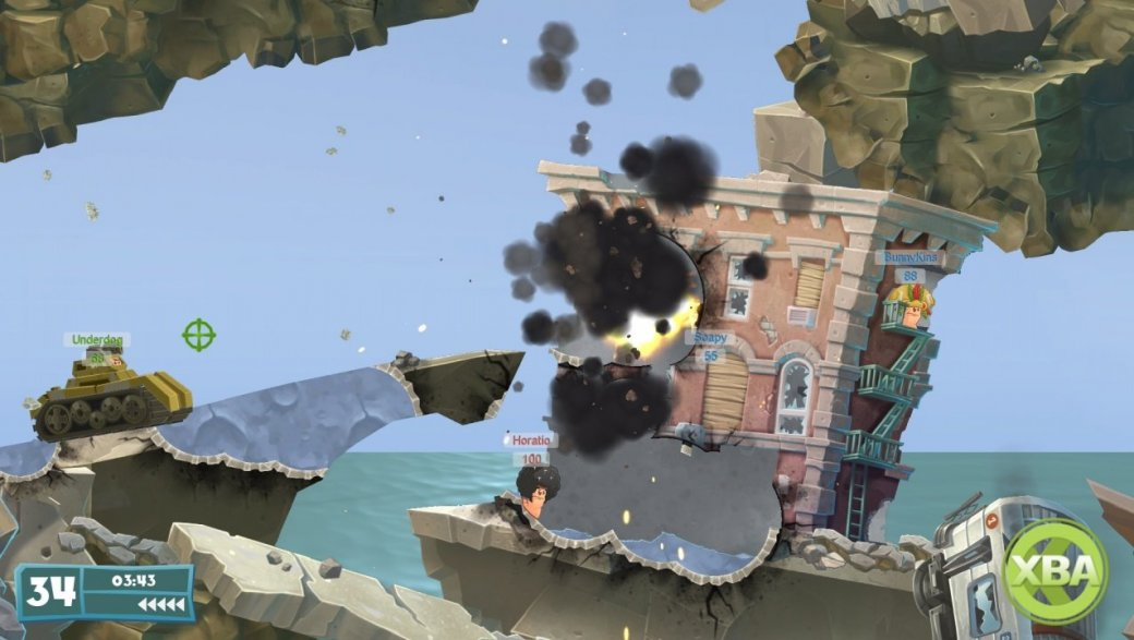На Gamescom покажут две новых серии Worms - Изображение 2