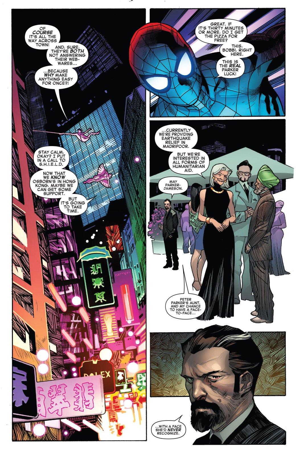 В жизнь Человека-паука вернулись сразу два врага, и оба в новом виде - Изображение 2