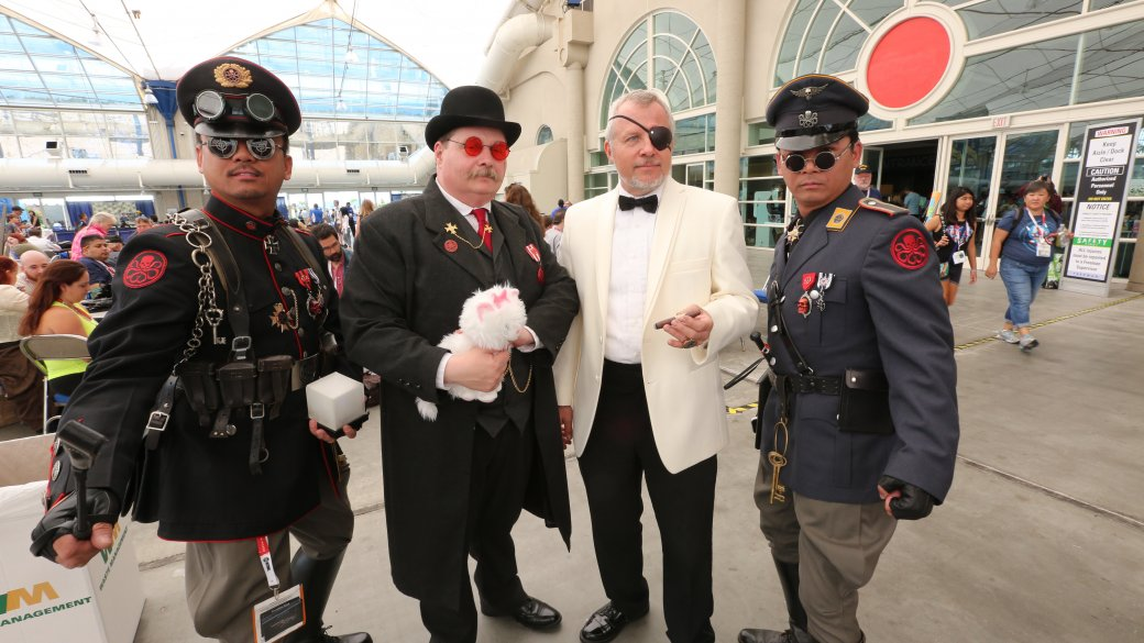 Лучший косплей Comic-Con 2015 - Изображение 9