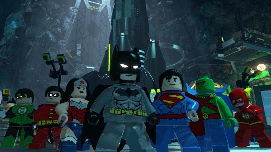 Lego Batman 3 расширят шестью дополнениями - Изображение 1