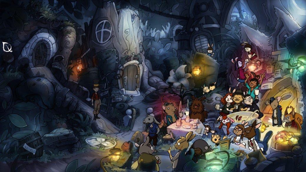 The Night of the Rabbit: Рецензия  - Изображение 6