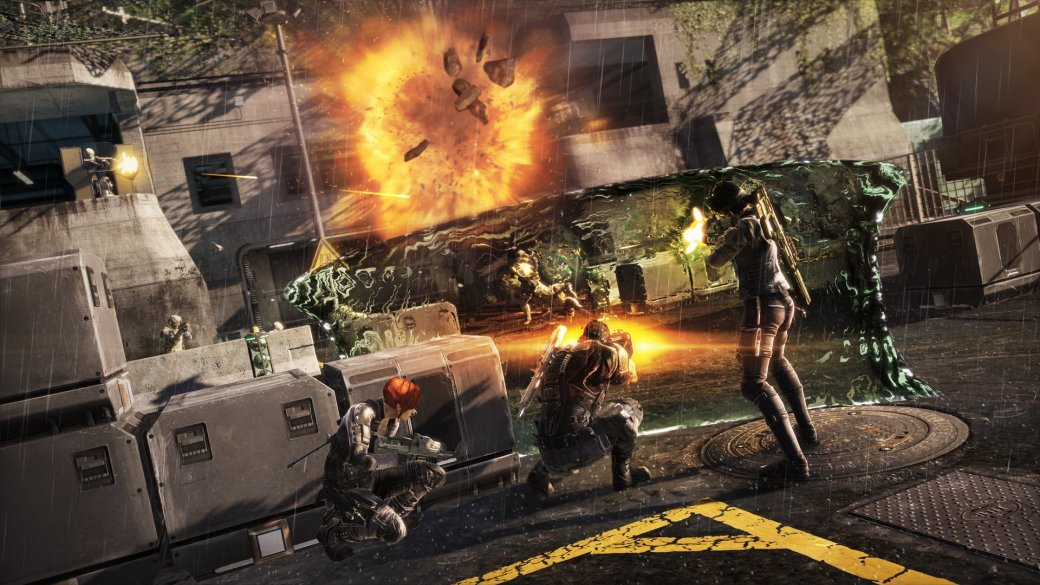 Анонсирована новая игра от авторов Resistance - Изображение 5