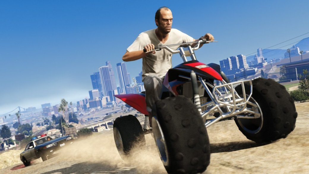 Grand Theft Auto V. Новая страна возможностей. - Изображение 8