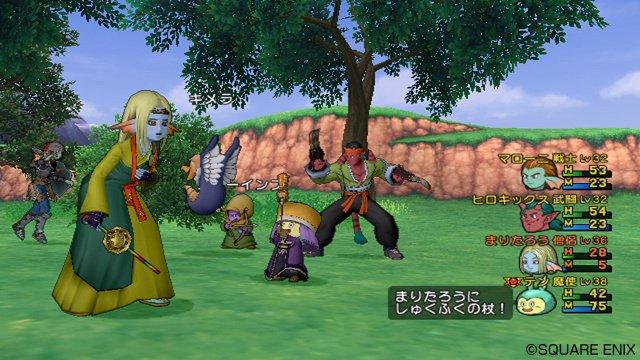 Объявлена дата выхода Dragon Quest X. - Изображение 1